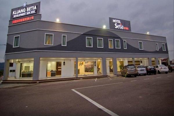 Hotel Setia - фото 22
