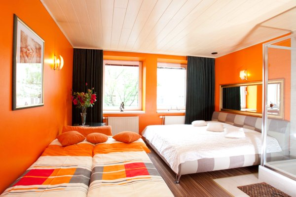 Apartment Zentrum-Prater-Donau - фото 9