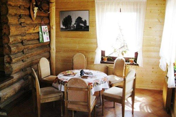 Гостевой дом «Leiči», Липушки