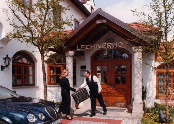 Hotel Lechnerhof - фото 21