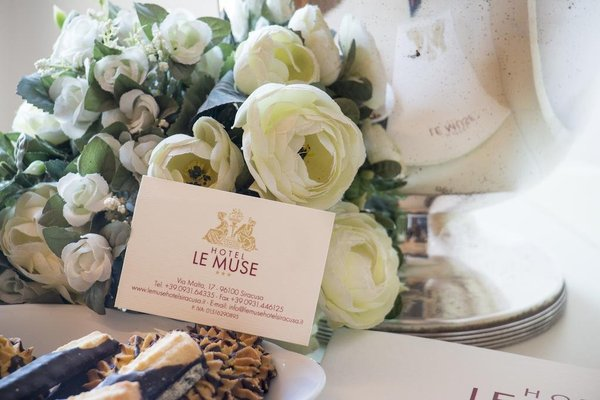 Hotel le Muse - фото 9