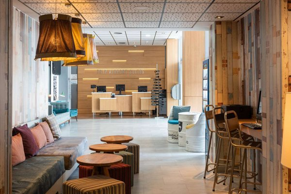 Tryp Madrid Airport Suites - фото 14