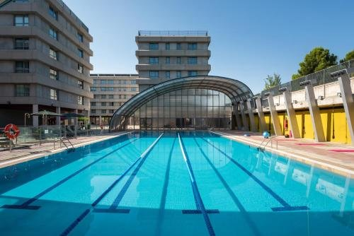Tryp Madrid Airport Suites - фото 21