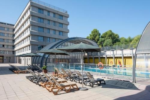 Tryp Madrid Airport Suites - фото 22