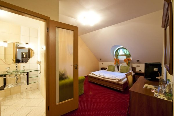 Hotel Garni Klaret - фото 5