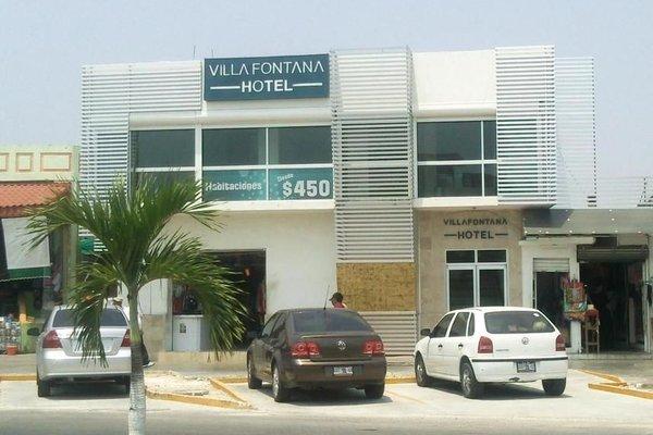 Hotel Villa Fontana - фото 21