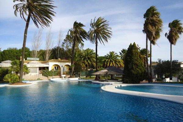 Гостиница «SIERRA DE IRTA 3000», Алкосебре