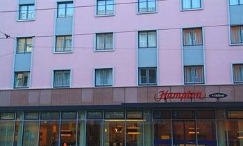 Hampton by Hilton Nurnberg City Center - фото 23