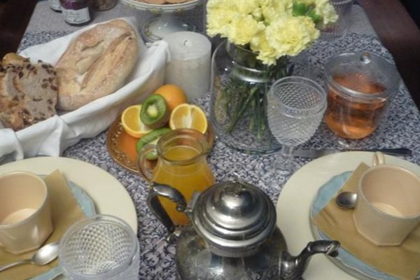 Bed and Breakfast Montgallet - фото 24