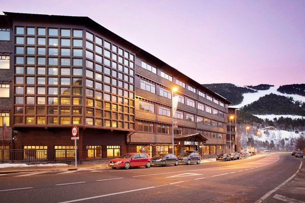 Hotel Euroski - фото 22