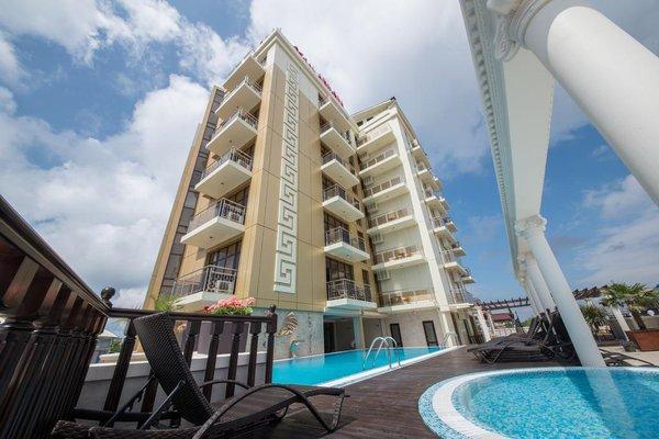 Отель Аврора - фото 50
