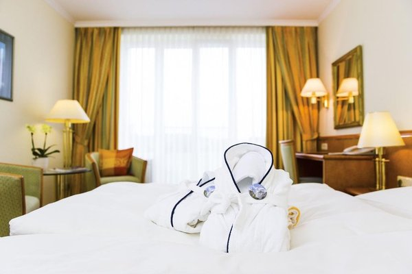 Hotel Villa Hugel - фото 18