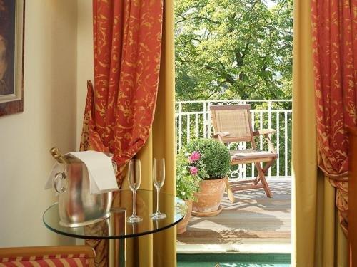 Hotel Villa Hugel - фото 16