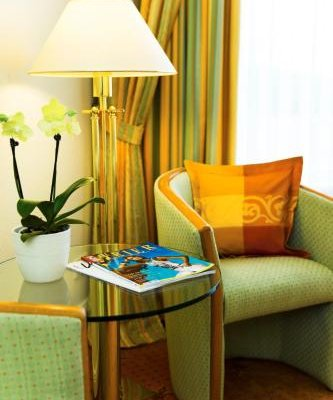 Hotel Villa Hugel - фото 7