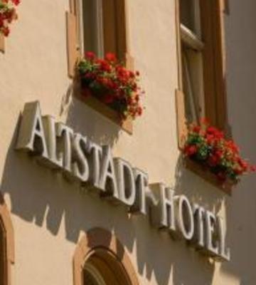 Altstadt-Hotel - фото 11