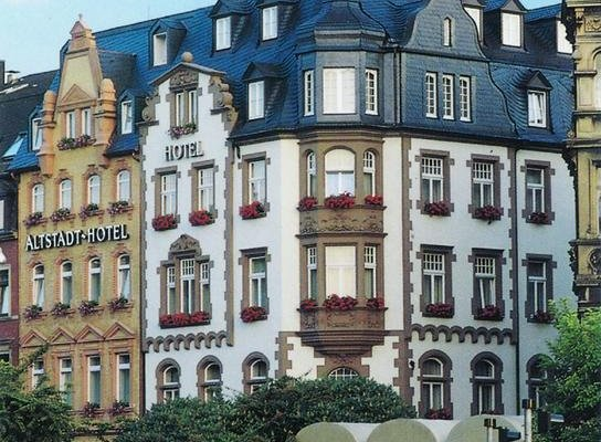 Altstadt-Hotel - фото 13