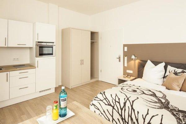 Schroeders Appartementhotel - фото 1