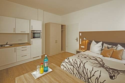 Schroeders Appartementhotel - фото 4
