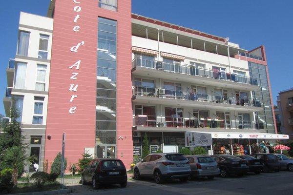 Aparthotel Cote D'Azure - фото 21