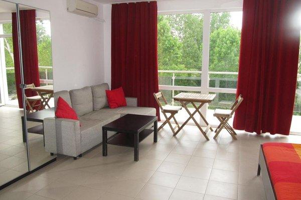 Aparthotel Cote D'Azure - фото 7