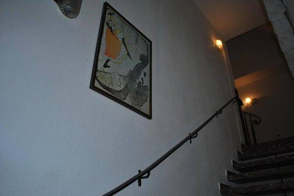 Hotel zum Grafen Hallermunt - фото 19