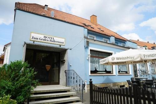 Hotel zum Grafen Hallermunt - фото 21
