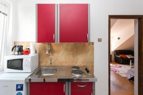 Apartments Harlekin - фото 11