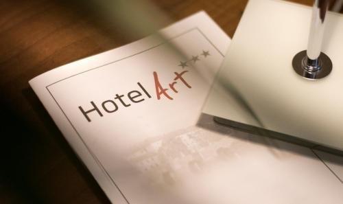 Hotel Art - фото 18
