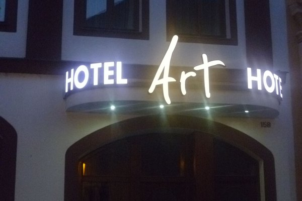 Hotel Art - фото 20