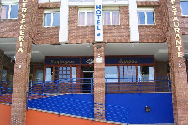 Гостиница «Santander Antiguo», Сантандер