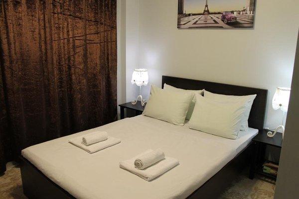 Отель Five rooms - фото 1