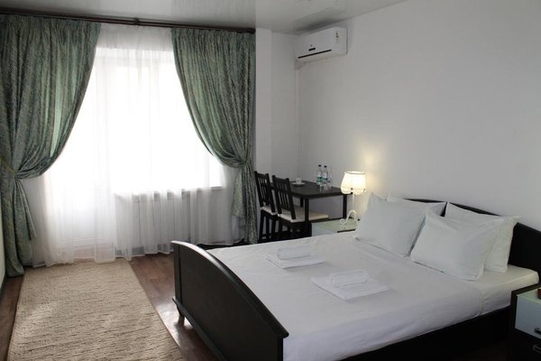 Отель Five rooms - фото 2
