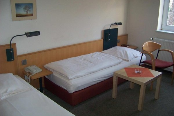 Akzent Parkhotel Trebbin - фото 2