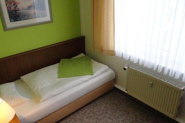 Гостиница «Heidepark», Треббин