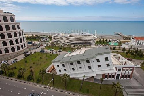 Рок отель Первая Линия - фото 20