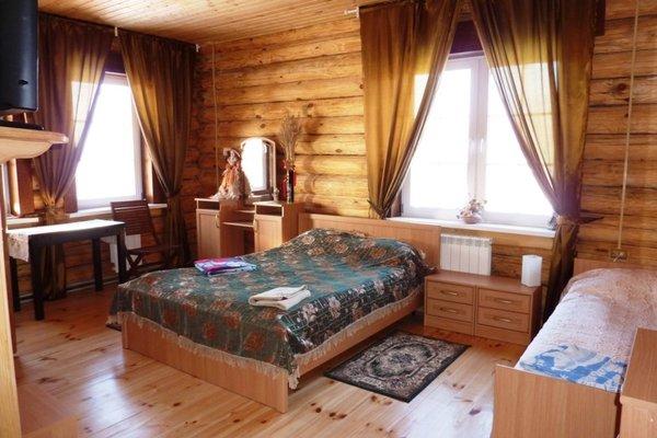 Курортная гостиница «Туристический комплекс Живые Родники», Афанасьево