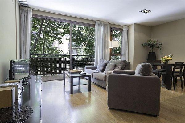 Camp Nou Apartments - фото 22