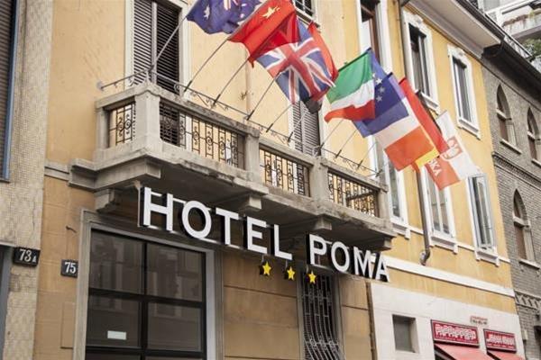 Hotel Poma - фото 20