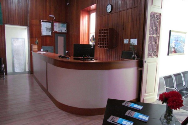 Hotel Sao Cristovao - фото 10