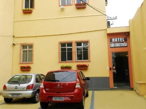 Hotel Sao Cristovao - фото 17