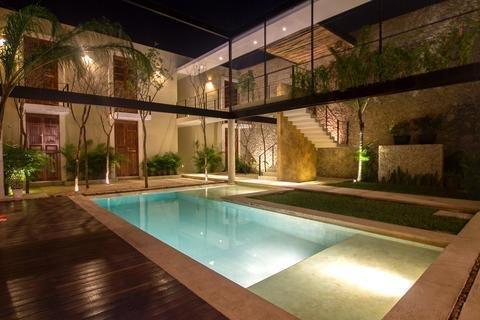 Koox Casa de Las Palomas Boutique Hotel - фото 20