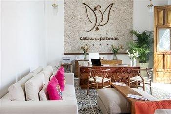 Koox Casa de Las Palomas Boutique Hotel - фото 5