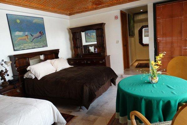 Paraiso Hotel Garden And Spa, Куэрнавака