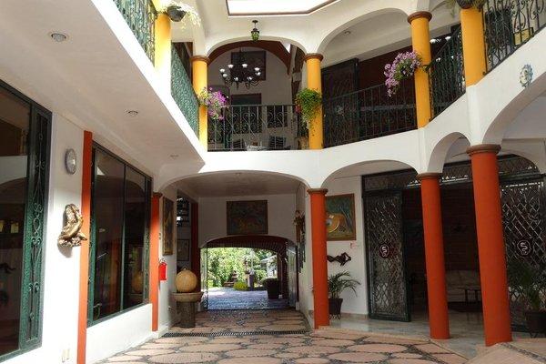 Paraiso Hotel Garden And Spa - фото 10