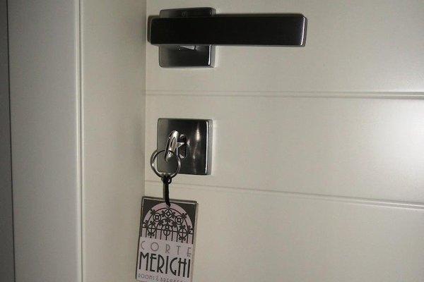Corte Merighi Rooms & Breakfast - фото 17