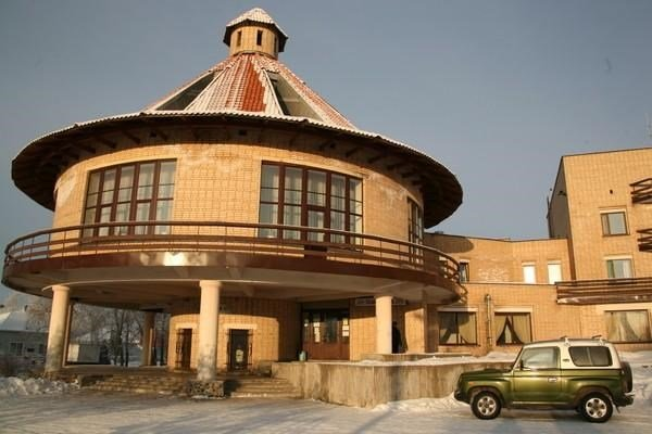 Гостиница «Олония», Олонец