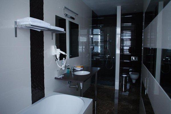 Отель Форест - фото 12