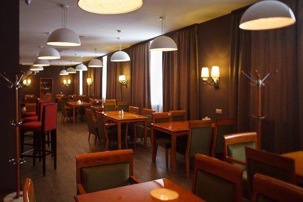 Отель Форест - фото 16