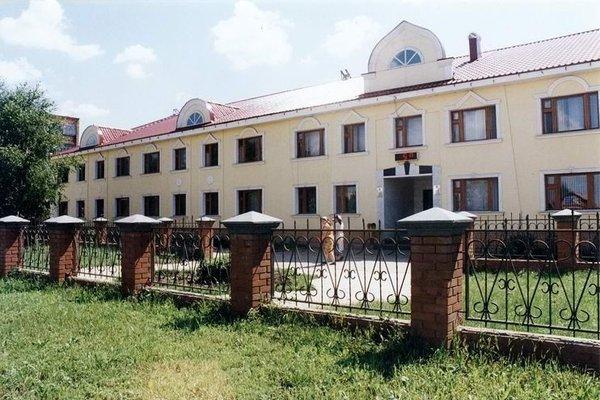 Гостиница «Нурлат», Нурлат