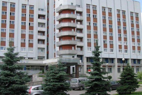 Отель «Ветразь» - фото 21